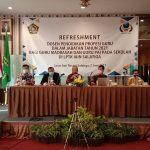 REFRESHMENT DOSEN PENDIDIKAN PROFESI GURU (PPG) DALAM JABATAN TAHUN 2021 FTIK IAIN SALATIGA